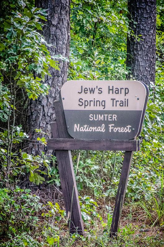 Jew's Harp Spring