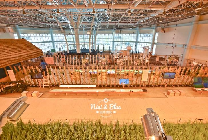 45648257281 1818c27e06 b - 台中花博外埔園區,將水稻農田搬到展覽館內,摩西分海超好拍