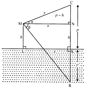 RD Sharma Class 10 Solutions Chapter 12 Heights and Distances Ex 12.1 - 67