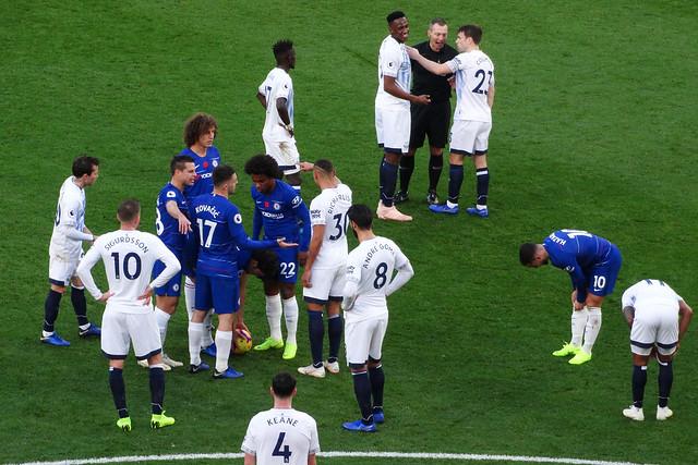 Chelsea 0 Everton 0
