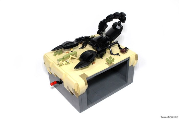 Scorpion Automata