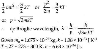 NCERT Solutions for Class 12 Physics Chapter 11 Dual Nature of Radiation and Matter 61