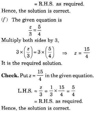 NCERT Solutions for Class 7 Maths Chapter 4 Simple Equations 8