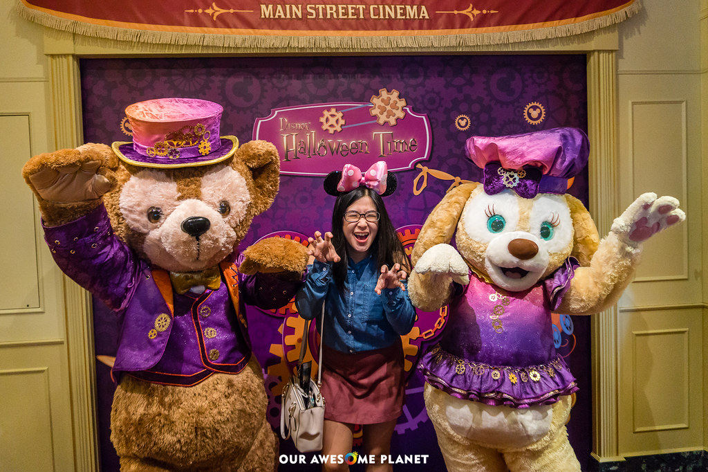 Hong Kong Disneyland Christmas