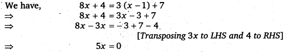 NCERT Solutions for Class 8 Maths Chapter 2 Linear Equations In One Variable 36