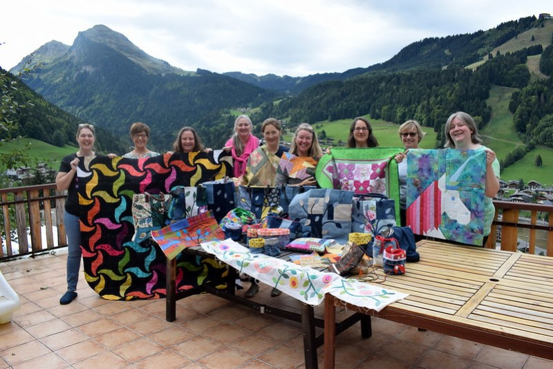 Patchwork in the Peaks 14