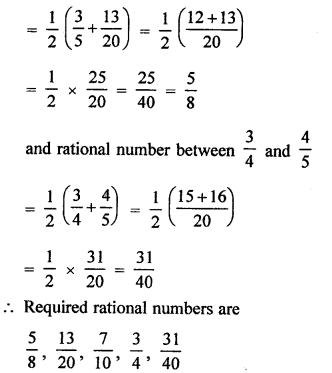 RD Sharma Class 9 Solutions Chapter 1 Number Systems - 4a