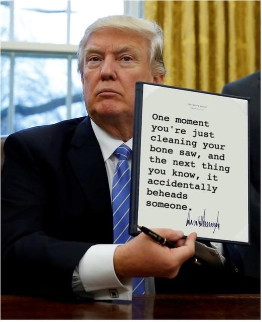 Trump_cleaningbonesaw