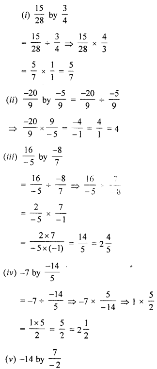 Selina Concise Mathematics class 7 ICSE Solutions - Rational Numbers-d6...