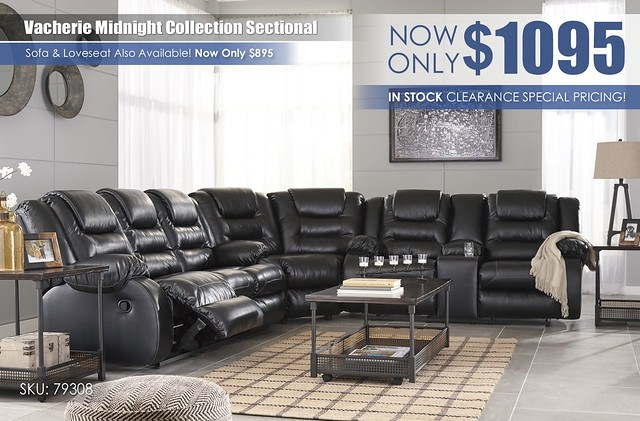 Vacherie Midnight Collection Sectional_79308-88-77-94-T301_Clearance