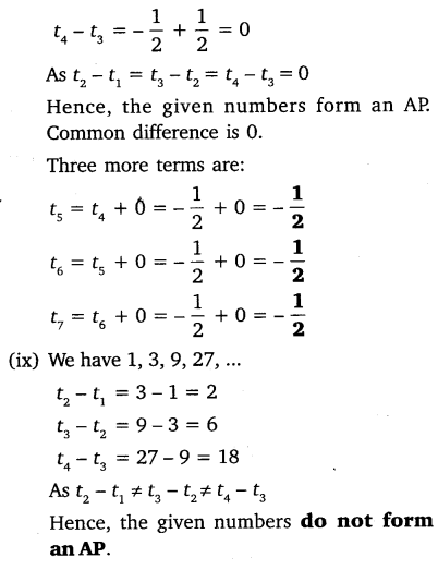 NCERT Solutions for Class 10 Maths Chapter 5 Arithmetic Progressions 12