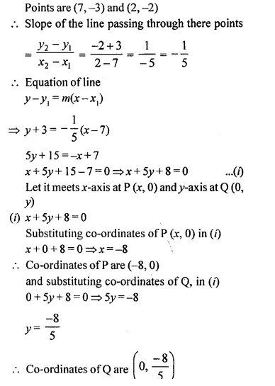 Selina Concise Mathematics Class 10 ICSE Solutions Chapterwise Revision Exercise 65