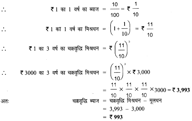 UP Board Solutions for Class 7 Maths Chapter 7 वाणिज्य गणित 69