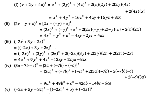 NCERT Solutions for Class 9 Maths Chapter 2 Polynomials 16