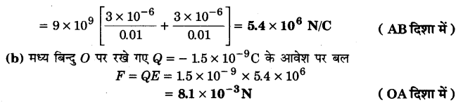 UP Board Solutions for Class 12 Physics Chapter 1 Electric Charges and Fields Q8.1
