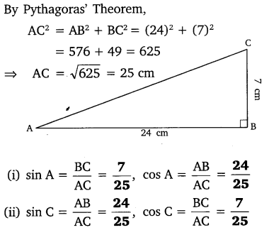 NCERT Solutions for Class 10 Maths Chapter 8 Introduction to Trigonometry 1