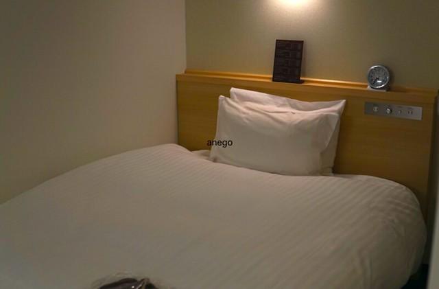 ABホテル 京都 ベッド