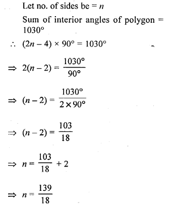 Selina Concise Mathematics Class 6 ICSE Solutions - Polygons-a4