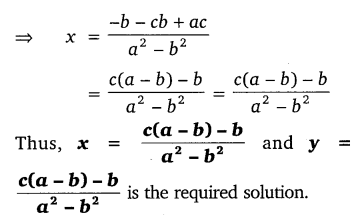 Class 10 Maths Chapter 3 Pair Of Linear Equations In Two Variables NCERT Solutions Ex 3.7 7d