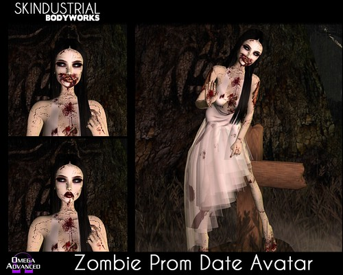 2018 Zombie Prom Date Avatar