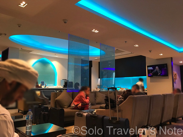 Oman Air Lounge02