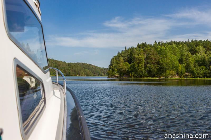 Ладожское пейзажи, Ладожское озеро