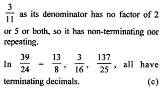 RD Sharma Class 9 Solutions Chapter 1 Number Systems - 1.mcq .10a