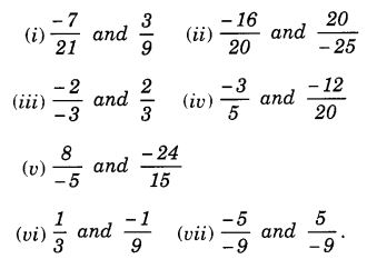 NCERT Solutions for Class 7 Maths Chapter 9 Rational Numbers 16
