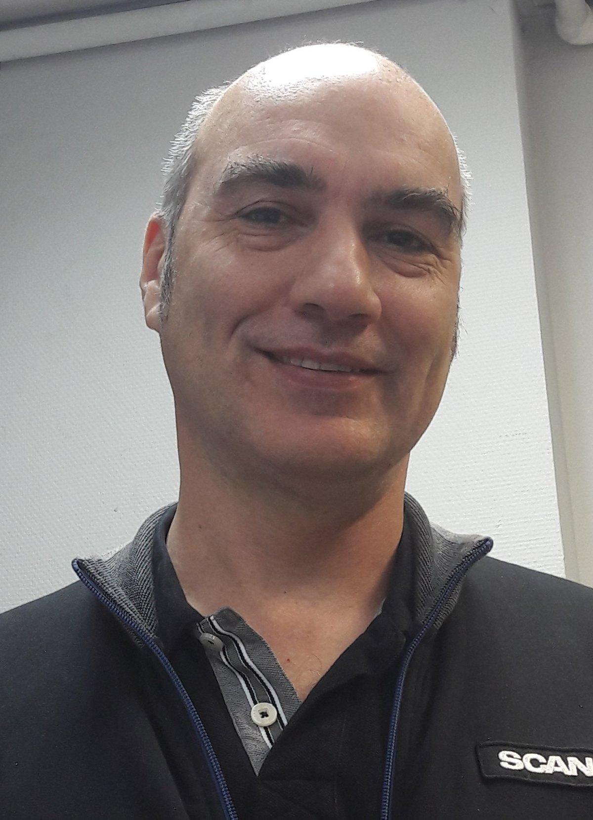 Максим Левинсон, менеджер по техническим вопросам в отделе технической поддержки и гарантии ООО «Скания-Русь»