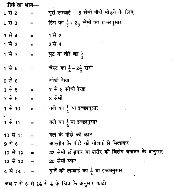 UP Board Solutions for Class 10 Home Science Chapter 12 सिलाई किट और वस्त्र-निर्माण कला 8