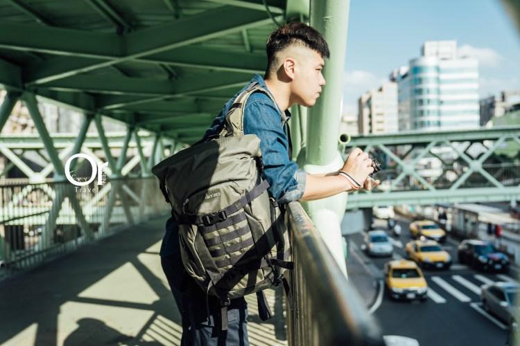 攝影背包開箱 GITZO Adventury  無論城市探索或野外探險,具備防潑抗水耐磨、低調且安全的攝影包