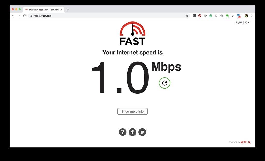 Avalon internet
