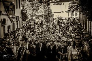 Procesión Virgen del Rosario. 2018.