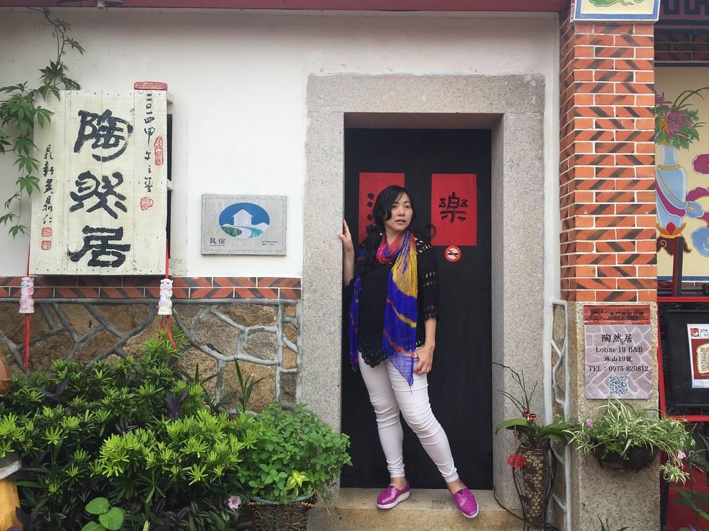 金門旅行day1-民宿週邊