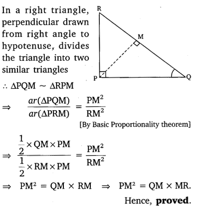 NCERT Solutions for Class 10 Maths Chapter 6 Triangles 67