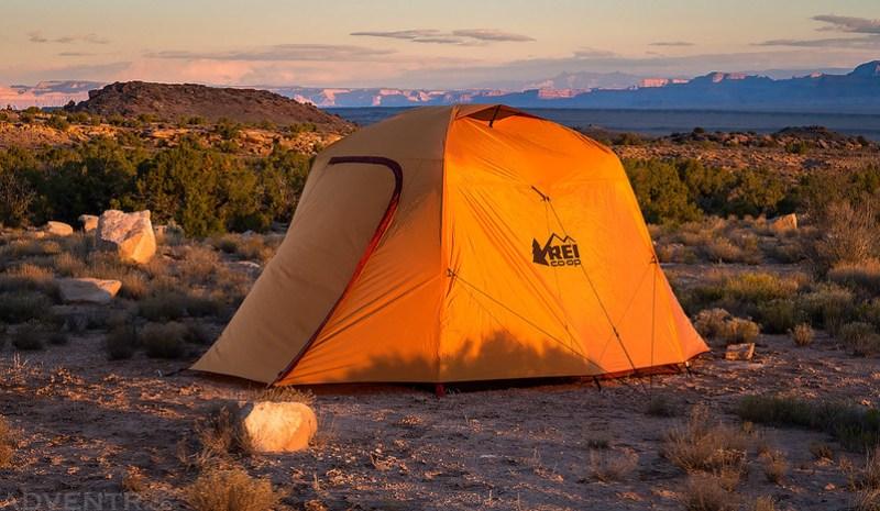 Ten Mile Wash Camp