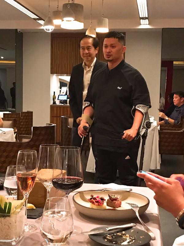 Chef Haikal Johari of Alma by Juan Amador