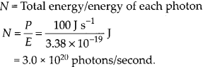 NCERT Solutions for Class 12 Physics Chapter 11 Dual Nature of Radiation and Matter 13