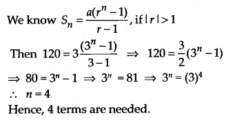 NCERT Solutions for Class 11 Maths Chapter 9 Sequences and Series 50