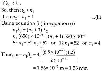 NCERT Solutions for Class 12 Physics Chapter 10 Wave Optics 9