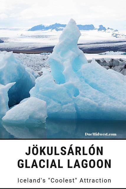 Jökulsárlón Glacial Lagoon, Iceland #iceland #southerniceland #iceberg #diamondbeach #blacksandbeach #icelandtravel #icelandtrip #icelandvacation #glacier