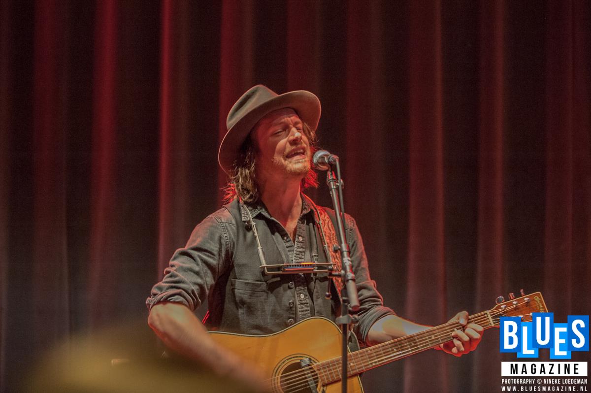 David Luning @ Ramblin' Roots 2018
