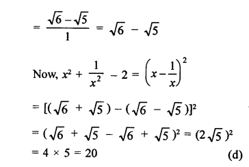 Class 9 RD Sharma Solutions Chapter 3 Rationalisation