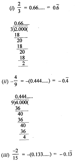 RD Sharma Class 9 Book Chapter 1 Number System ex 1.2