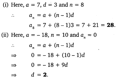 NCERT Solutions for Class 10 Maths Chapter 5 Arithmetic Progressions 17