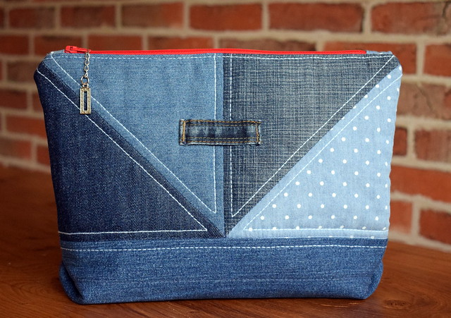 Dotti Denim Pouch (new pattern)