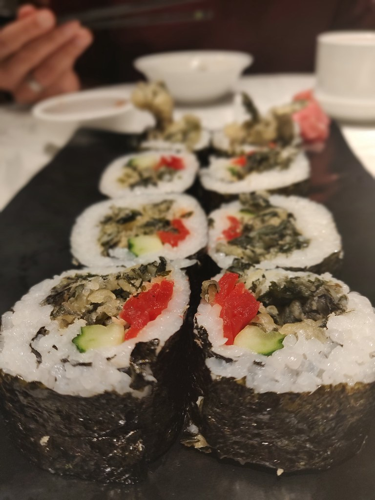 vegan sushi veg 6 hong kong restaurant