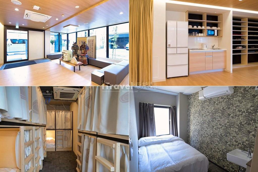 Hotel & Hostel Wahaku Kotobuki 2