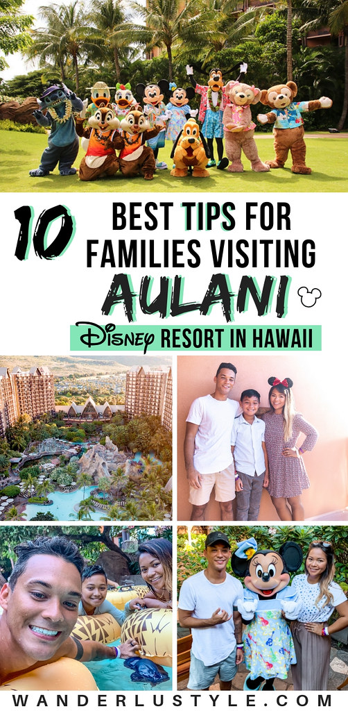 10 Best Family Tips for Visiting Disney Aulani in Hawaii - Disney Resort, Aulani Resort and Spa, Disney in Hawaii, Aulani Tips, Hawaii Tips, Disney Tips, Aulani Family Tips | Wanderlustyle.com
