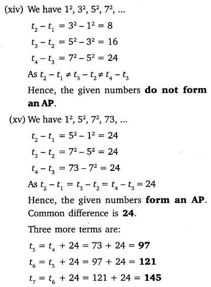 NCERT Solutions for Class 10 Maths Chapter 5 Arithmetic Progressions 15